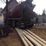 Цена за куб бетона | ленточный фундамент цена в СПб | плита перекрытие | бетонный завод