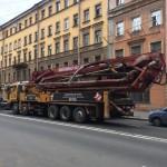 Цена за куб бетона | ленточный фундамент цена в СПб | плита перекрытие | бетонный завод | насос абн